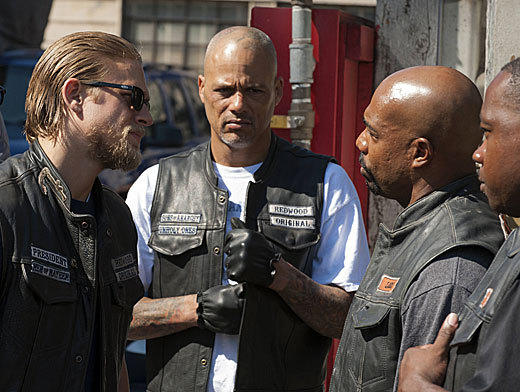 'Sons of Anarchy' Season 5: Crucifixed