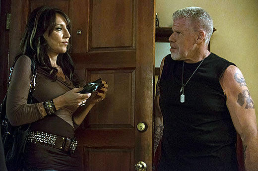 'Sons of Anarchy' Season 5: Andare Pescare