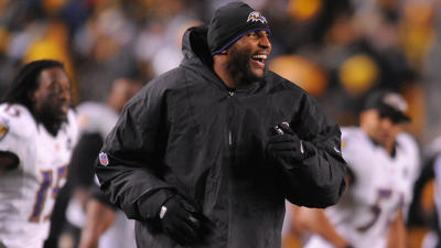 Ray Lewis is eligible to return to the Ravens on Thursday