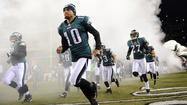 PICTURES: Eagles vs. Panthers game action