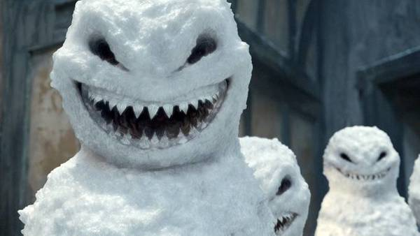 The snowmen are coming after Doctor Who in the 2012 Christmas special.