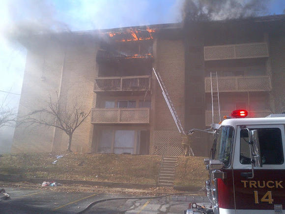 New Carrollton fire