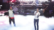 "It's getting down to the nitty-gritty on ""The Voice,"" with only a few weeks left until the Dec. 18 finale, when the Season 3 winner will be crowned. Two more singers will go home this week, and on Monday night, the top 8 took the stage, each hoping to prove he or she does not deserve to be one of them."