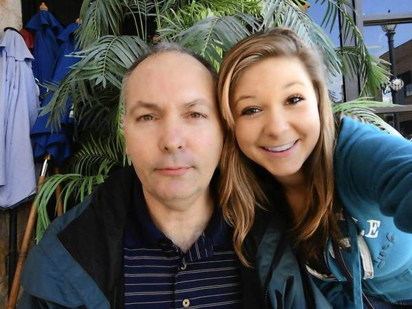 Todd Parfitt, who just turned 50, and his daughter, Nicole Parfitt, 14, were killed when their plane crashed as it approached a small airport just north of the Wisconsin-Illinois border, according to police and relatives.