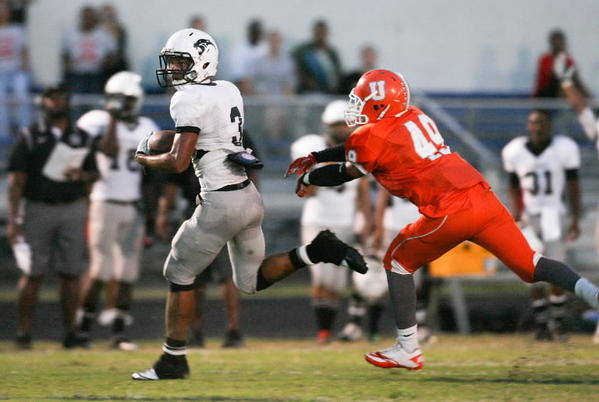 Zach Smith, RB, Kissimmee Gateway