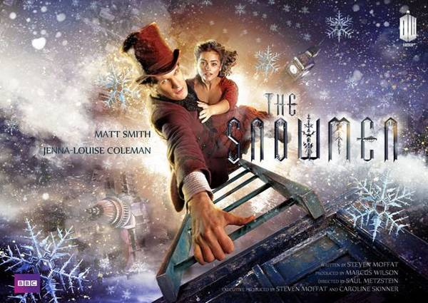 'Doctor Who' Christmas Special 2012: 'The Snowmen': Doctor Who photos: Christmas special 2012 - The Snowmen