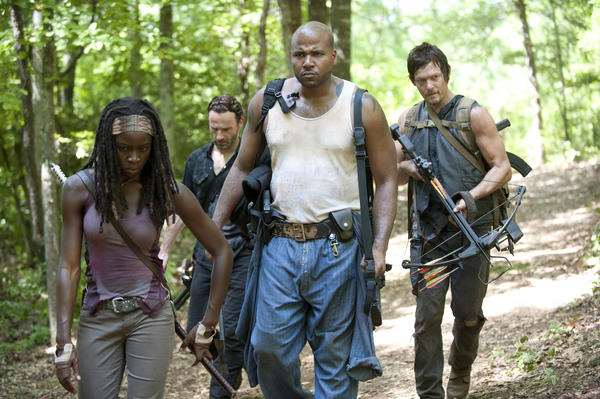 'The Walking Dead' Season 3 photos: Episode 7: When the Dead Come Knocking