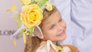 Daughter of Anna Nicole Smith, 6, models for Guess
