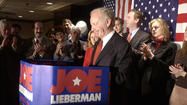 Lieberman Presidential Bid Comes To An End