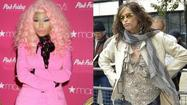 "<span style=""font-size: small;"">According to The Wall Street Journal, Nicki Minaj, first-time judge on ""American Idol"" is sparring with former judgeSteven Tyler of Aerosmith fame. The two performers had a bit of a Twitter spat that ended in Minaj calling Tyler a racist. It went like this: Tyler: ""If it was Bob Dylan, Nicki Minaj would have had him sent to the cornfield! Whereas, if it was Bob Dylan with us, we would have brought the best of him out, as we did with Phillip Phillips. Just saying."" Minaj: ""Steven Tyler said I would have sent Bob Dylan to a cornfield??? Steven, you haven't seen me judge one single solitary contestant yet!"" She continued. ""I understand you really wanted to keep your job but take that up with the producers. I haven't done anything to you. That's a racist comment,"" she said in a follow-up. She later added, ""You assume that I wouldn't have liked Bob Dylan??? why? black? rapper? what? go f*** yourself and worry about yourself babe."" That seemed to end it. Nobody from Tyler's camp has yet said a word about it.</span>"