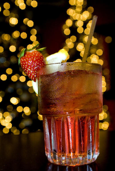 "<a href=""http://findlocal.orlandosentinel.com/listings/parliament-house-resort-and-entertainment-complex-orlando"">Parliament House </a><br> <br> A mixture of mango Parrot Bay rum, strawberry vodka, ginger ale with a splash of cranberry juice and a squeeze of lemon."