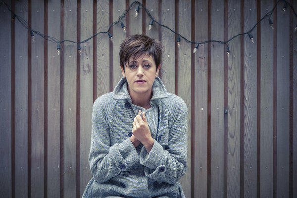 "Tracey Thorn says she wanted ""Tinsel and Lights"" to go beyond traditional holiday fare, so she included songs that mentioned ""winter or snow or just being cold -- anything at all."""