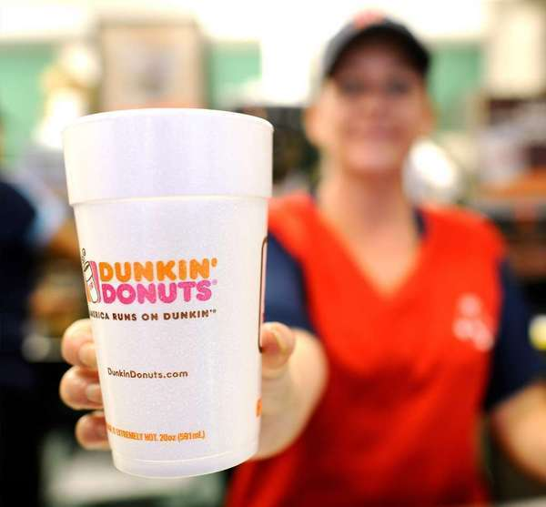 "Dunkin' Donuts claims to have the ""best"" coffee in America. But that's not enough for a trademark."