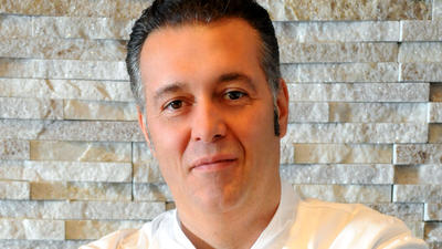 Chef Angelo Elia brings Christmas to New York.