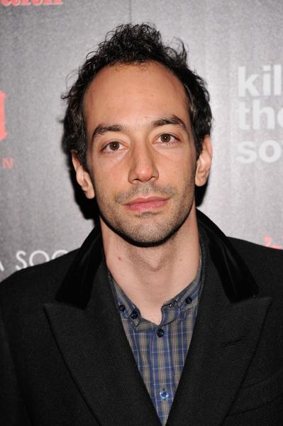 Musician Albert Hammond Jr., formerly of indie rock band the Strokes.