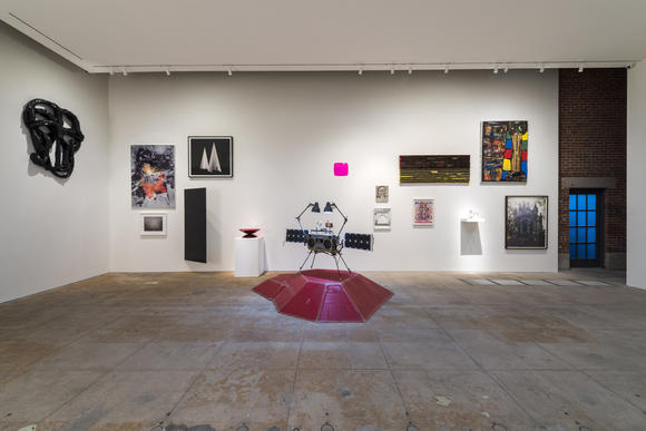 'For the Martian Chronicles' installation view
