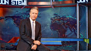 Jon Stewart begs God to intervene in the Gaza Strip