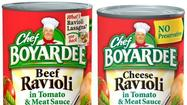 ConAgra Foods Inc. makes some of the best-known packaged food brands around, including Chef Boyardee, Hebrew National, Hunt's, Orville Redenbacher's, Reddi-wip and Slim Jim.