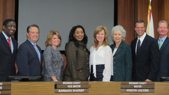 Broward County Commission 2012