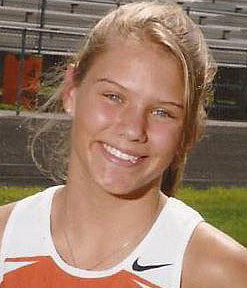Girls Athlete of the Week (Nov. 28): Brit Lang, Oakland Mills, cross country