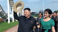 "The Onion declared North Korea's leader Kim Jong Un the ""Sexiest Man Alive,"" and People's Daily said yes, yes he is."