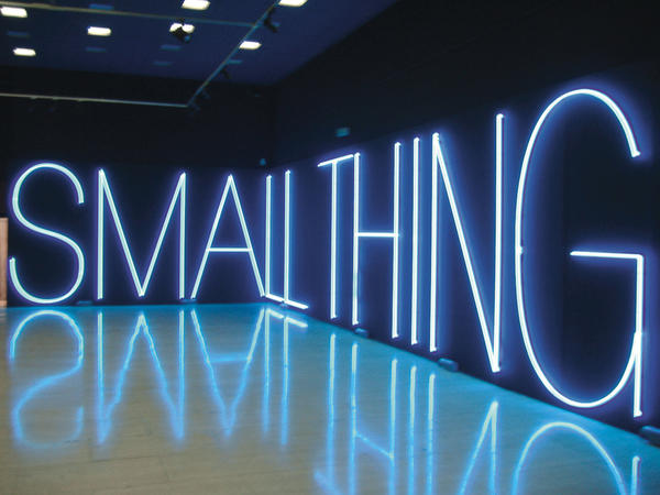 SMALL THINGS? 2006, 300 x 1819 cm Feautered in 2007 Art Basel.