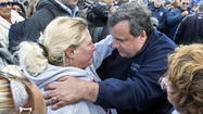 Christie's approval ratings soar as reelection campaign begins