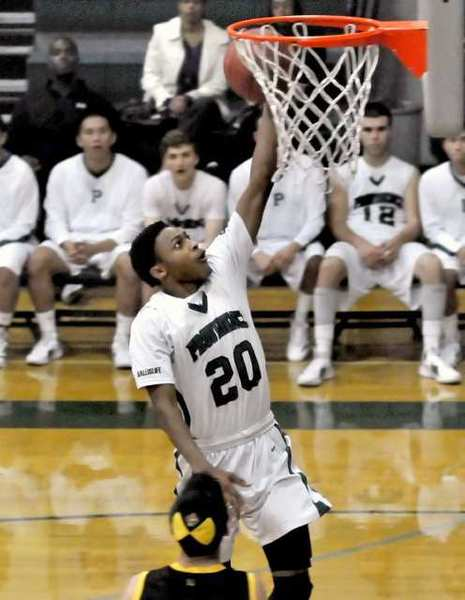 ARCHIVE PHOTO: Providence's Marcus LoVett Jr. led the nation in scoring among freshmen, averaging 31.7 points per game.