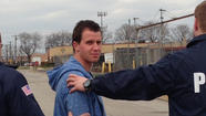 Bartosz Sikorski, 32, before his deportation to Poland. U.S. Immigration and Customs Enforcement photo