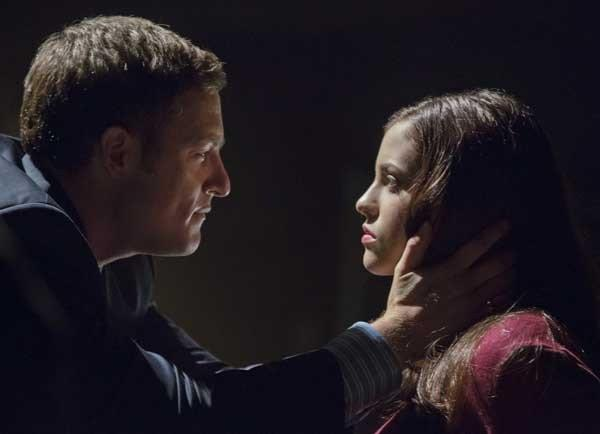 "Romance and revenge are in the air on ""Arrow,"" at 8 p.m. on KTLA. With Tahmoh Penikett and Jessica DeGouw."