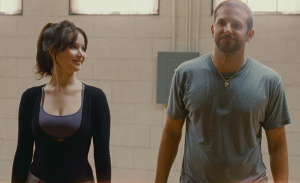 "Jennifer Lawrence and Bradley Cooper are both nominated for Independent Spirit Awards for ""Silver Linings Playbook."""