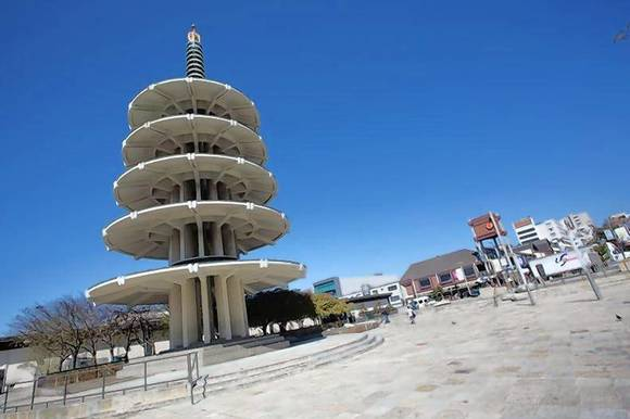 Japantown in San Francisco