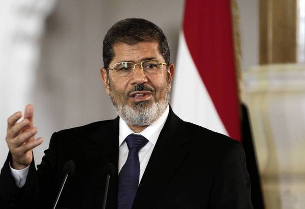 Egyptian President Mohamed Morsi. His dispute with judges over separation of government powers has rallied liberals and non-Muslims who fear that Morsi aims to gradually expand Islamic law to alter the nation's character and limit civil and religious freedoms.