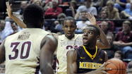 TALLAHASSEE -- Leonard Hamilton's eyes said it before his lips even moved. Reality, the dark pupils suggested, had finally sunk in; this was going to be a challenging year for his young Florida State Seminoles.