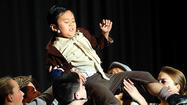"The Waynesboro (Pa.) Children's Theatre Troupe will present ""Oliver!"" this weekend at the Waynesboro Middle School, 702 E. Main St."