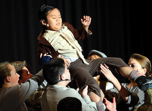 Children's Theatre Troupe to perform 'Oliver'