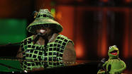 'The Voice' recap: CeeLo sings with Kermit, top 6 revealed