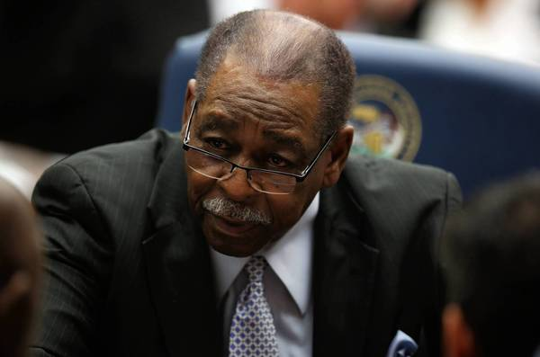Cook County Commissioner William Beavers is scheduled to go on trial Monday on tax evasion charges.