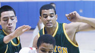 Bell-Jeff v. Canyon non-league boys basketball Burbank Tournament