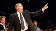 Lakers' Mike D'Antoni puts accent on positive after going negative