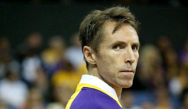 Steve Nash has missed 18 games this season with a fracture in his fibula.