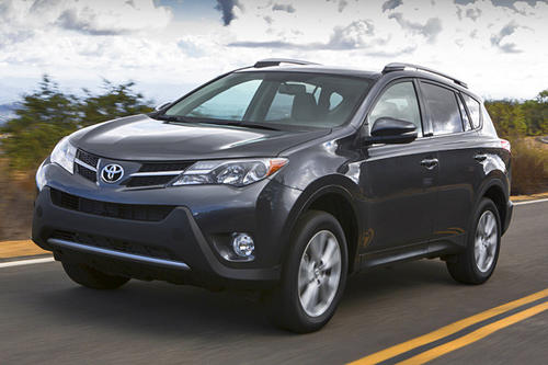 "The all-new Toyota RAV4.<br><b>More: </b><a href=""http://www.latimes.com/business/autos/la-fi-hy-autos-laas-toyota-rav4-debut-20121128,0,5016315.story"" target=""_blank"">Details on the new RAV4, the first redesign of  small SUV in seven years</a>"