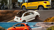 Fiat's little family of urban runabouts suddenly got a lot bigger at the 2012 Los Angeles Auto Show.