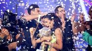 "In a final glittery turn in an already twist-filled season, the winners of the ""Dancing With the Stars: All-Stars"" season were the only couple in the finale who had yet to win a Mirrorball trophy: Melissa Rycroft and Tony Dovolani!"