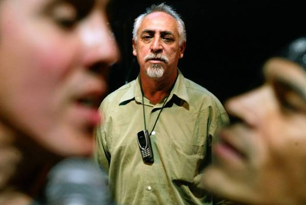 Jose Luis Valenzuela is founder and director of the Latino Theater Company.