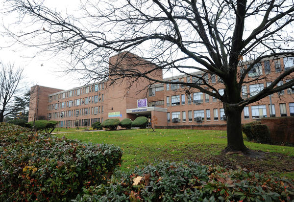 Northwestern High School at 6900 Park Heights Ave., is one of the schools slated for closing in the city school system's 10-year plan.