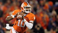 As days go, Clemson quarterback Tajh Boyd certainly has had worse.