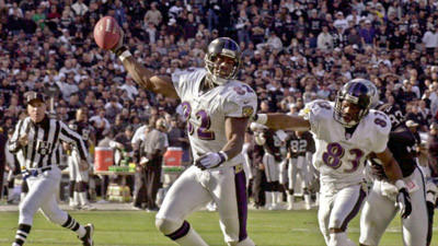 Peter Schmuck lists the top plays in Ravens history