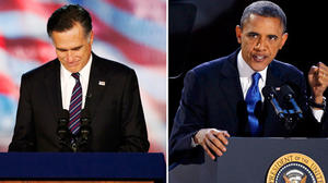 Obama, Romney to meet over lunch at the White House Thursday