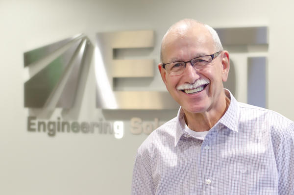Ray Gomes of Engineering Solutions Inc. received special honors among midsize companies for his leadership in The Baltimore Sun's 2012 Top Workplaces survey.